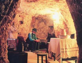 Umoona Opal Mine And Museum - Accommodation Search
