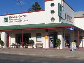 Harvest Corner Information and Craft - Accommodation Search