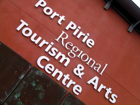 Port Pirie Regional Tourism And Arts Centre - Accommodation Search
