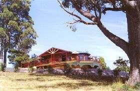 Barringwood Park Vineyard - Accommodation Search