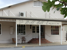 Drill Hall Emporium - The - Accommodation Search