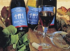Home Hill Vineyard and Winery Restaurant - Accommodation Search