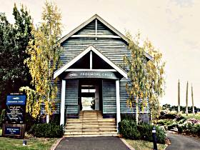 Frogmore Creek Wines - Accommodation Search