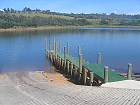 Trevallyn Dam - Accommodation Search
