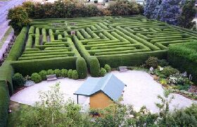 Westbury Maze and Tea Room - Accommodation Search