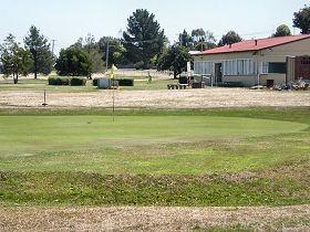 Campbell Town Golf Club - Accommodation Search