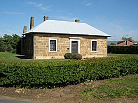 Oatlands Court House - Accommodation Search