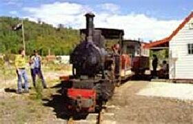 Wee Georgie Wood Steam Railway - Accommodation Search
