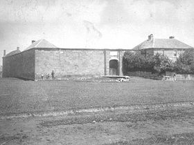 Oatlands Gaol House - Accommodation Search