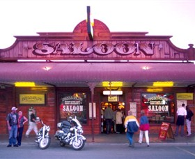 Bojangles Saloon and Dining Room - Accommodation Search