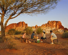 Rainbow Valley Conservation Reserve - Accommodation Search