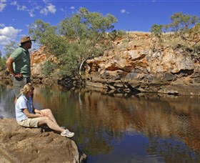 Davenport Range National Park - Accommodation Search