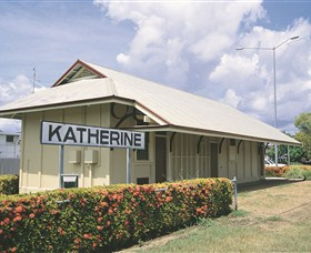 Old Katherine Railway Station - Accommodation Search