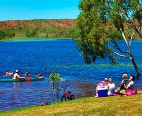 Tingkkarli/Lake Mary Ann - Accommodation Search