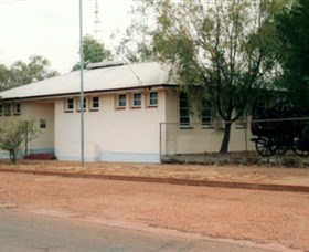 Tennant Creek Museum at Tuxworth Fullwood House - Accommodation Search