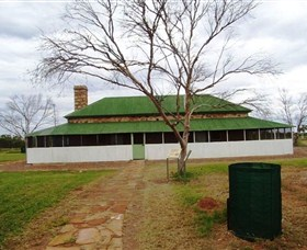 Tennant Creek Telegraph Station - Accommodation Search