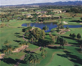 Palm Meadows Golf Course - Accommodation Search