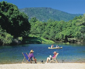 Goldsborough Valley Wooroonooran National Park - Accommodation Search