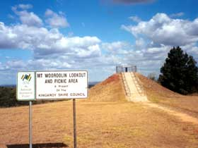 Mount Wooroolin - Accommodation Search
