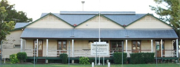 Central Queensland Military Museum - Accommodation Search