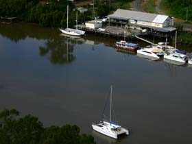 Port of Maryborough - Accommodation Search