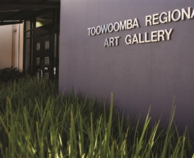 Toowoomba Regional Art Gallery - Accommodation Search