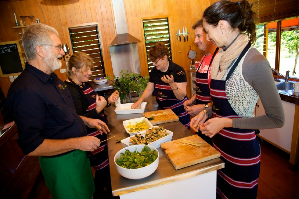 Wild Lime Cooking School - Accommodation Search