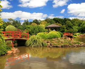 Japanese Gardens - Accommodation Search