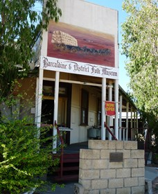 Barcaldine and District Museum - Accommodation Search