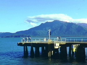 Lucinda Jetty - Accommodation Search