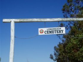 Longreach Cemetery - Accommodation Search