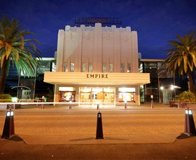 Empire Theatre - Accommodation Search