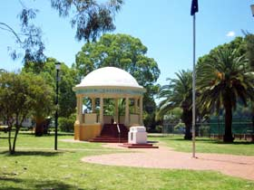 Kingaroy Memorial Park - Accommodation Search