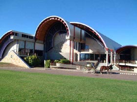 Australian Stockmans Hall of Fame and Outback Heritage Centre - Accommodation Search