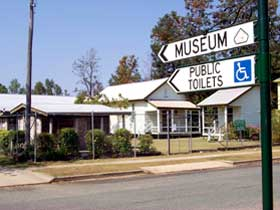 Nebo Museum - Accommodation Search