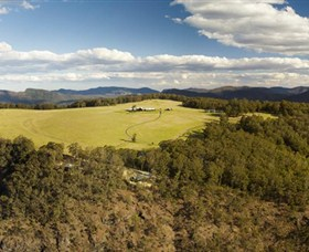 Spicers Peak Lodge - The Peak Restaurant - Accommodation Search