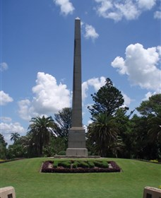 Rockhampton War Memorial - Accommodation Search