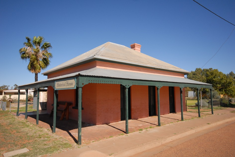 Leahy Historical House - Accommodation Search