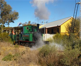 Red Cliffs Historical Steam Railway - Accommodation Search