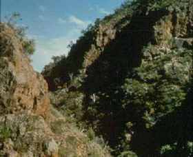 Werribee Gorge State Park - Accommodation Search