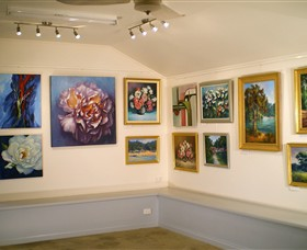 Ros McArthur Art Studio - Accommodation Search