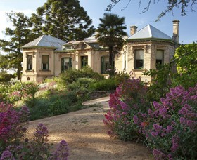 Buda Historic Home  Garden - Accommodation Search