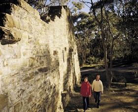 Castlemaine Diggings National Heritage Park - Accommodation Search