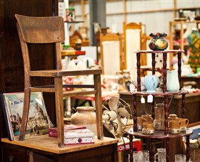 Bendigo Pottery Antiques and Collectables Centre - Accommodation Search