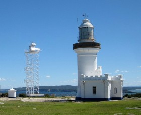 Point Perpendicular Lighthouse and Lookout - Accommodation Search