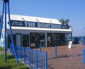Innes Boatshed - Accommodation Search