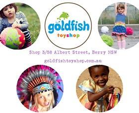 Goldfish Toy Shop - Accommodation Search