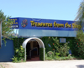 Treasures from the Deep - Opal and Shell Museum - Accommodation Search
