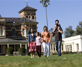 Rippon Lea House and Gardens - Accommodation Search