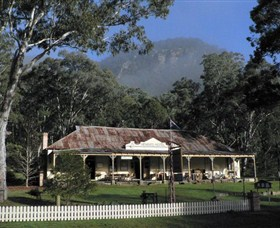 Newnes Kiosk - Accommodation Search